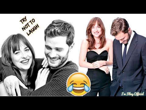 Fifty Shades Freed Bloopers and Funny Moments - Try Not To Laugh