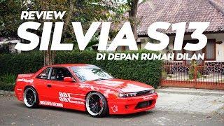 Video Review Silvia S13 di Depan Rumah Dilan MP3, 3GP, MP4, WEBM, AVI, FLV Juli 2018