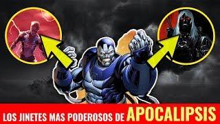 Download Video Los Jinetes Más Poderosos De Apocalipsis, Clasificados MP3 3GP MP4