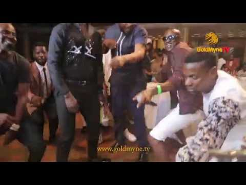"WATCH MARVELOUS BENJI BRING THE OLD SCHOOL ""SWO"" DANCE ALIVE AT #SHALANGA BY YAW"