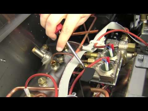 Internal Tour of the Rancilio Classe 7 E Commercial Espresso Machine