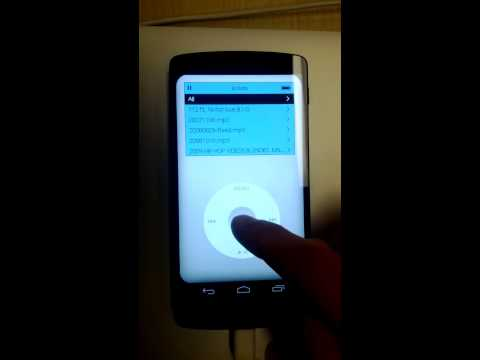 Video of Pod Player +