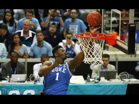 Duke Star Zion Williamson is outted on Twitter by overzealouos Beckys