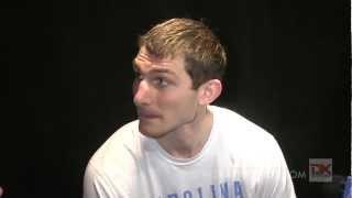 Tyler Zeller Draft Combine Interview