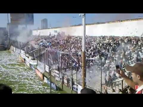 Recibimiento, Platense-Estudiantes Bs As (1-0) - La Banda Más Fiel - Atlético Platense