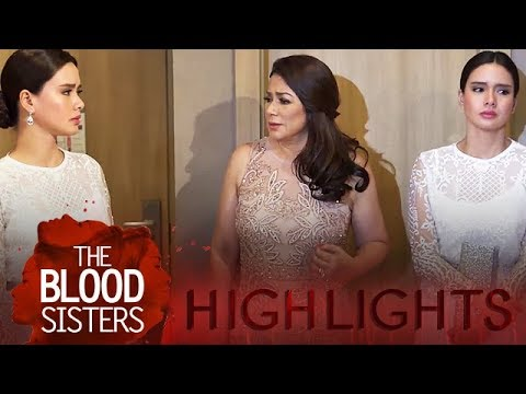 The Blood Sisters: Carrie introduces Erika | EP 11