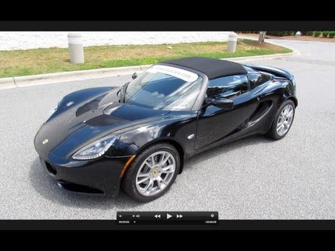 2011 Lotus Elise SC (Supercharged) Start Up, Exhaust, and In Depth Review