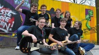 Abschied der Band KlangKult von der Musikschule
