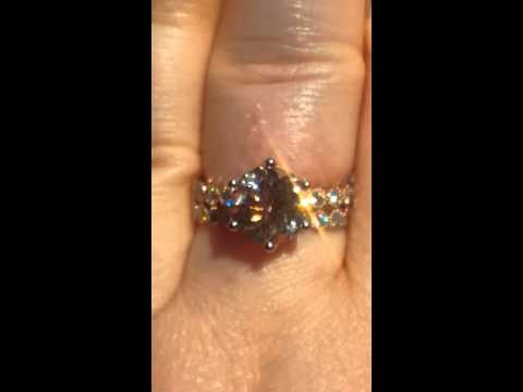 Morganite Wedding Set: Vintage Filigree Lily Rose Gold Engagement Ring with Milgrain Bezels