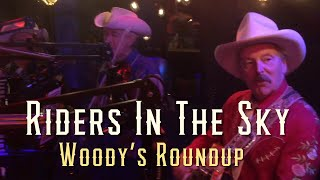 Download Lagu Riders In The Sky - Woody's Roundup Mp3