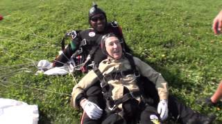BOB MCGRATH SKYDIVE JUMP VIDEO