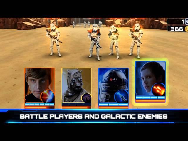 Star Wars: Assault Team Gameplay Trailer