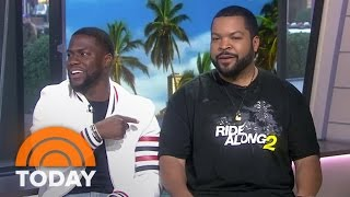 Video Kevin Hart, Ice Cube Share Confessions On Love, Cheating, Al Roker | TODAY MP3, 3GP, MP4, WEBM, AVI, FLV Oktober 2018