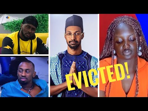 BBNAIJA 2021: I'M OVER MY ISSUE WITH SAGA - PERE REVEALS AS SASKAY & YOUSEF GETS EVICTED