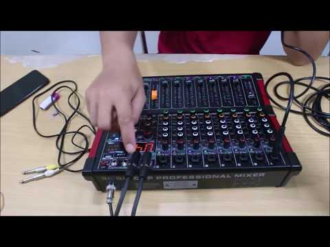 Review Dan Tes Mixer Ashley Lm8