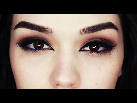 make up - arabic eyes tutorial