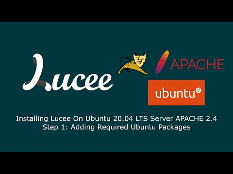 Adding Required Ubuntu Packages Video