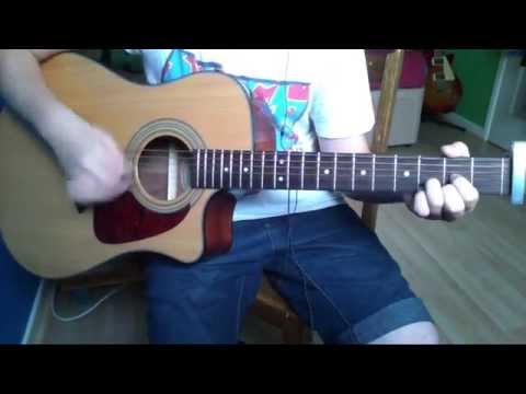 History – This Wild Life Acoustic guitar cover