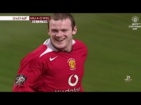 Download Manchester United 4-0 Wigan - League Cup Final 2006