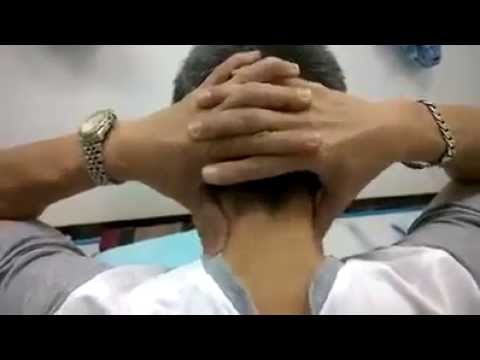 Urutan untuk sakit kepala /migrain disebabkan ANGIN DALAM BADAN