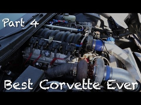 Ever - Super Speeders corvette is the car that started it all. Its been a long and overly expensive journey but after $200000 of trial and error Rob is that much c...