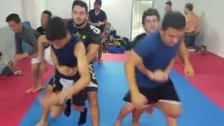אימון  כושר MMA  שבת שלום