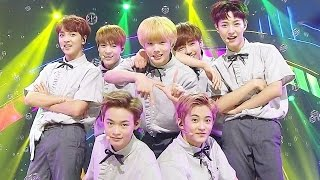 《Debut Stage》 NCT DREAM - Chewing Gum @인기가요 Inkigayo 20160828