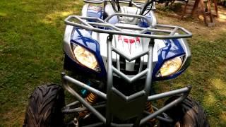 6. Kmd 150 4 wheeler 2wd automatic
