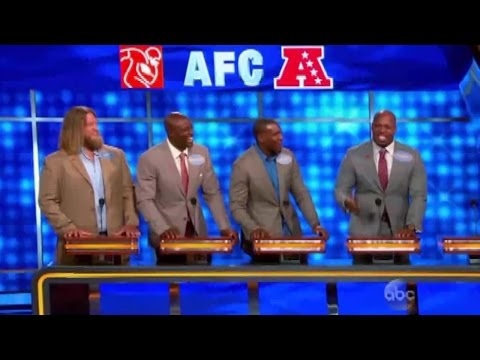 Dancing with the Stars vs The Bachelor/ettes l Celebrity Family Feud Episode 2 ( 2015 )