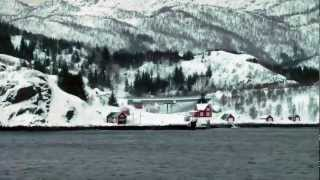 Svolvaer Norway  city pictures gallery : Norway Northern Lights HURTIGRUTEN M/S NORDKAPP TROMSO TO SVOLVAER WATCH IN HD