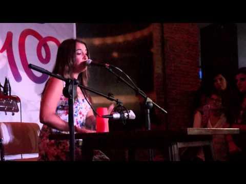Paula Rojo - Si Me Voy (Cups) (Exclusiva) (Badajoz 2-10-13)