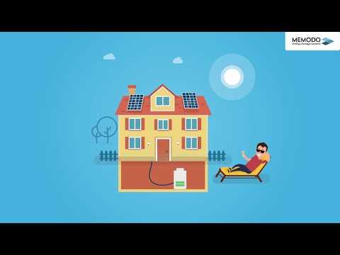 Ökostrom-Community: Lohnt sich ein Stromspeicher?