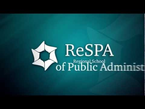 Corporate Presentation of ReSPA