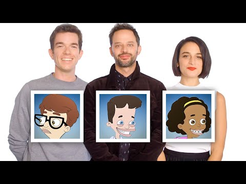 John Mulaney, Nick Kroll, and Jenny Slate Recap 'Big Mouth' Season 1 in 10 Minutes | Vanity Fair