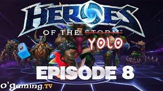 [Ep#08] Heroes of the YoLo du 15/12/2014 - Avec Karma et Grubby