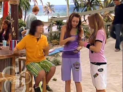 Hannah Montana - episode 5 (I Am Hannah Hear Me Croak)