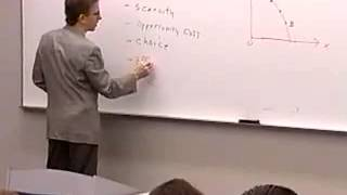 Principles Of Macroeconomics: Lecture 5 - The Production Possibilities Model
