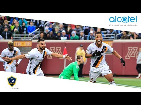 Video: Alcatel Moment of the Match | Gio's sublime finish