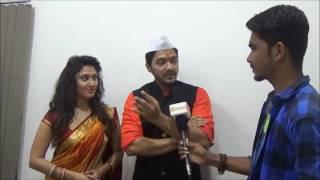 Nagpurinfo in a special chat with 'Wah Taj' Stars Shreyas Talpade and Manjari Fadnis