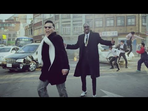 PSY – Hangover & Snoop Dogg