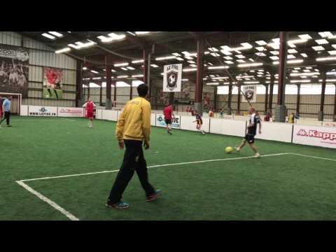 Vidéo du match Gaillards 16-11 Vieilles Gloires
