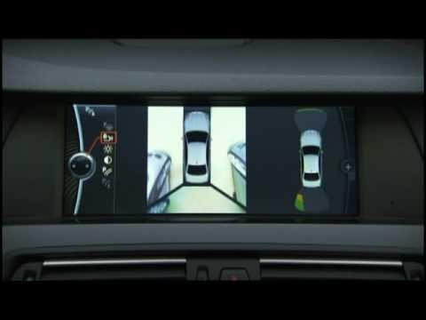 New BMW 5 Series Sedan 530d Surround View Camera