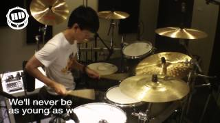 Download Lagu H.D. Studio|J-Rock #15 ONE OK ROCK  Decision Drum Cover Mp3