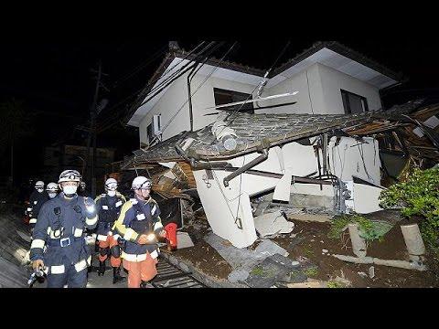Ιαπωνία: Νεκροί και τραυματίες από το χτύπημα του Εγκέλαδου