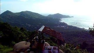 Amazing Viewpoint On Ko Tao Island, Thailand