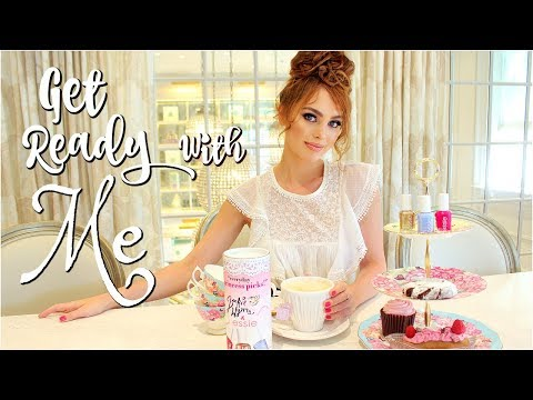 Get Ready With Me | Full Face of HOLY GRAIL Makeup Products! Drugstore & High End