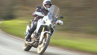 7. 2016 Honda Africa Twin Road Review