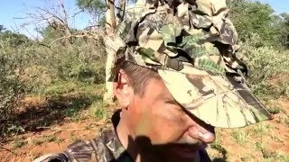 Thabazimbi South Africa  city pictures gallery : 20150126 Bowhunting Warthog near Thabazimbi, Limpopo, South Africa