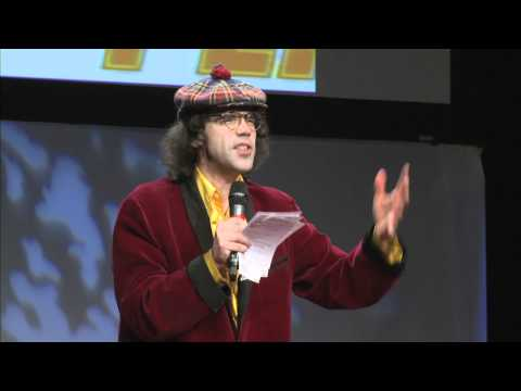 Talk Show - Nardwuar on TedTalk