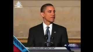 Obama explains the FEMA Camps - YouTube